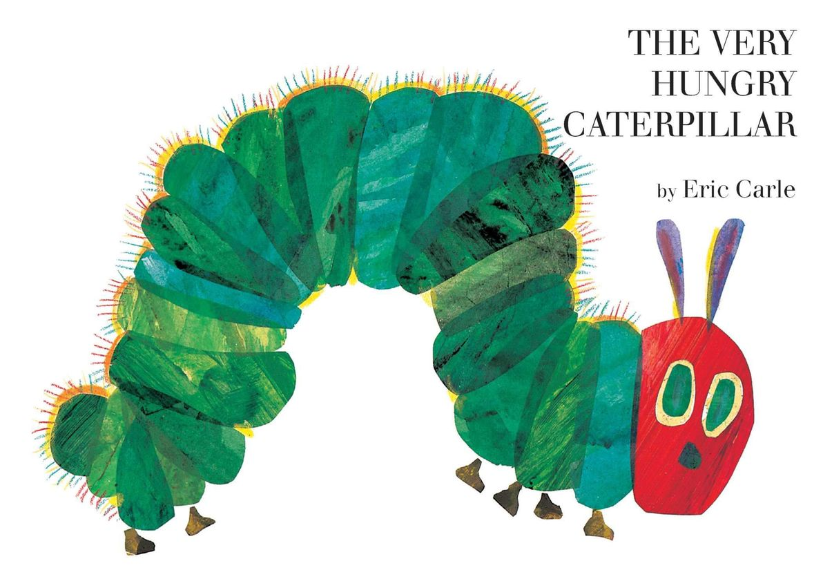 Introduction of THE VERY HUNGRY CATERPILLAR